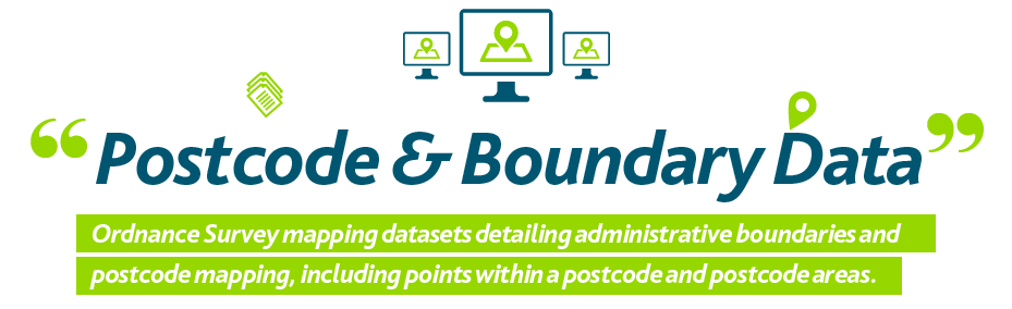 Postcode & Boundary Data
